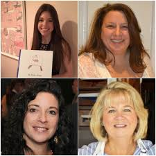 town honors 4 port washington women the island now taylor sinett mariann dalimonte julie harnick and kathy levinson