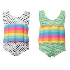 Children Flotation Swimsuit One Piece <b>Kids</b> Girl&Boys <b>Buoyancy</b> ...