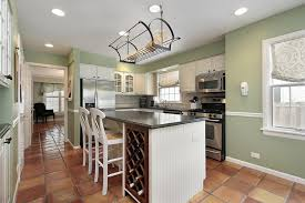 kitchen design cabinets traditional light: traditional kitchen with white cabinets and light green painted walls