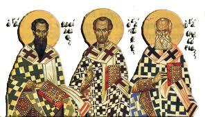 Αποτέλεσμα εικόνας για 3 ιεραρχες