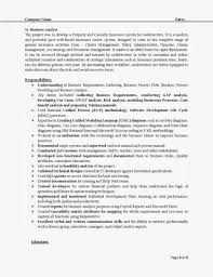 cover letter analyst resume examples system analyst resume cover letter business analyst resume business bhruxo tanalyst resume examples large size