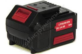 <b>Аккумулятор</b> для ДА <b>14Л</b> (<b>14</b> В; 3.0 Ач) <b>ELITECH</b> 1820.011400 ...