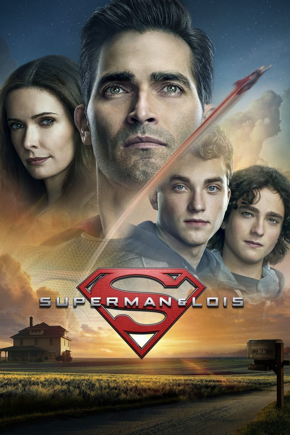 Superman and Lois (2021) Season 1 English AMZN