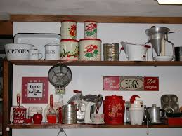 kitchen items store:  vintage kitchen displays sewing items vintage ladies accessories and a fun vintage decor to bring back memories