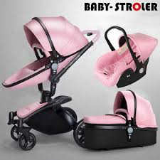 7.8 Aulon/Dearest No Tax Luxury <b>Baby Stroller 3 In</b> 1 Fashion ...