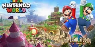Universal Studios' Super Nintendo Theme Park Has Begun ...