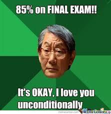 Average Expectations Asian Dad by GAMIN4LIFE - Meme Center via Relatably.com