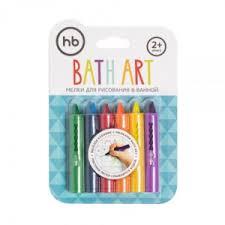 Happy Baby BATH ART <b>мелки для рисования в</b> ванной | Отзывы ...