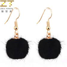 <b>2019 New Arrivals</b> Hot Women's <b>Fashion</b> Hairball Metal Ball ...