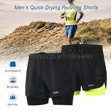 <b>Arsuxeo Men's 2</b>-in-<b>1</b> Running Shorts Quick Drying Breathable ...