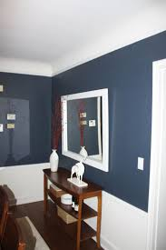 Chair Rail For Dining Room Blue Office Room Inspiration And Guest Rooms On Pinterest