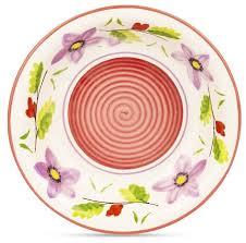 <b>Fioretta Тарелка</b> суповая <b>Flower</b> Fantasy 21 см — купить по ...