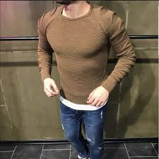 <b>Sweater Men 2018</b> New Arrival Casual <b>Pullover Men</b> Slim Autumn ...