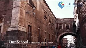 La scuola di lingua italiana Federico II
