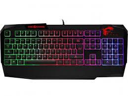 ≡ Игровая <b>клавиатура MSI Vigor GK40</b> RU (S11-04RU216-AP1 ...