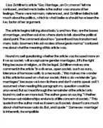 argumentative essay on same sex marriage    yahoo answerssame sex marriage would start us down a  quot slippery