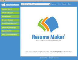 amazon com resume maker mac software