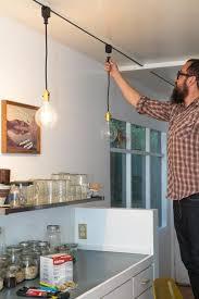 diy lighting ideas. illuminate your kitchen stylishly with this easy diy lighting solution diy ideas