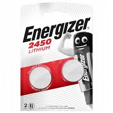 <b>Батарейка Energizer Lithium CR2450</b> (2 шт.) - IRMAG.RU