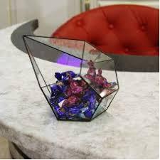 <b>Стеклянная ваза для конфет</b> в стиле лофт pi003