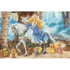 <b>Набор</b> для вышивания Dimensions 35319 Сказка / <b>Fairytale</b> ...