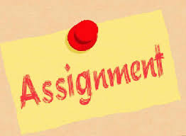 what is the difference between assignment and nomination
