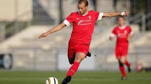 Omar Er Rafik has hit top goalscoring form for Differdange in recent weeks ©Ben Majerus - 1969785_w2