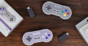 The SNES Classic is so much better with a <b>wireless</b> controller - The ...