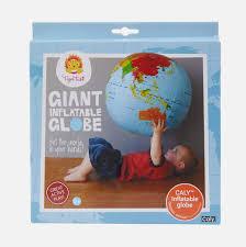 <b>World</b> Globe - Giant <b>Inflatable Globe</b> 50cm – Tiger Tribe