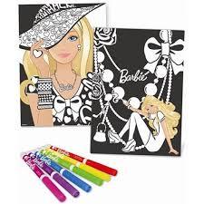 <b>Игровой набор Fashion Angels</b> Barbie Бархатные постеры ...