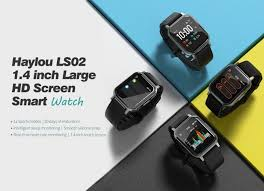 <b>Haylou</b> Solar <b>LS02</b> Smart Watch: 12 Sport Modes, For Just $22.9 ...