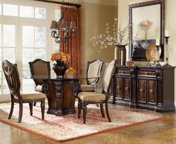 Glass Dining Room Tables Round Dinning Room Graceful Round Dining Room Table Round Dining Room