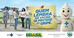 Image result for CAMPANHA DE VACINAÇÃO CONTRA GRIPE - 2015