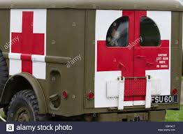 wartime emergency stock photos wartime emergency stock images fsu 601 1942 1945 dodge wc 54 ambulance american medical vintage medic truck