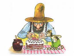 <b>Именинный пирог</b> с <b>Петсоном и</b> Финдусом | Папмамбук