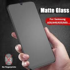 Matte Frosted Tempered Glass For Samsung Galaxy A50 A10 ... - Vova