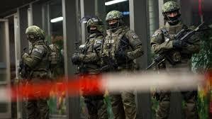 Αποτέλεσμα εικόνας για polizisten terroralarm in muenchen