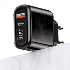 ROZETKA | <b>Зарядные устройство</b> СЗУ <b>USAMS US</b>-<b>CC085</b> T23 ...