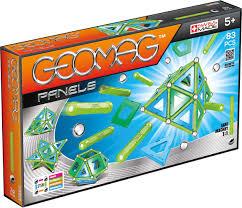 <b>Geomag Конструктор</b> магнитный <b>Panels 83</b> элемента — купить в ...