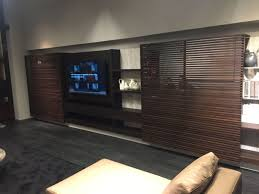 Hide Tv In Wall Modern Wall Unit Designs Gone Beyond The Obvious
