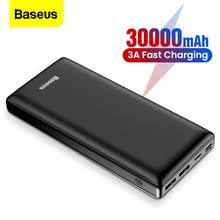 <b>Портативное зарядное устройство Baseus</b>, 30000 мАч для ...