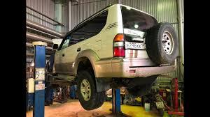 Toyota Land Cruiser Prado 90 - Состояние двадцатилетнего авто ...
