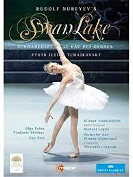 Tchaikovsky: Swan Lake: Wiener Staatsballett ... - Amazon.com