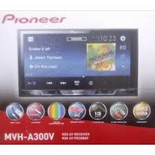 <b>Автомагнитола Pioneer MVH-A300V</b> | Отзывы покупателей