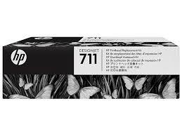<b>HP</b> 711, Комплект для замены <b>печатающей головки</b> DesignJet