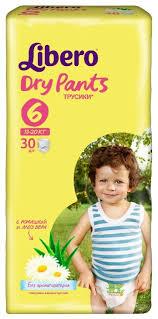 <b>Libero трусики Dry</b> Pants 6 (13-20 кг)... — купить по выгодной цене ...