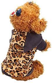 BEESCLOVER <b>Clothes</b> for <b>Dogs</b> Pets Cat <b>Dog</b> Costume <b>Warm Dogs</b> ...
