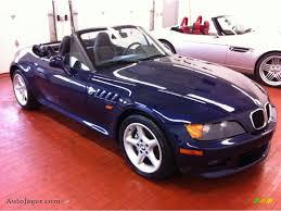1997 z3 28 roadster montreal blue metallic black photo 3 black bmw z3 1997