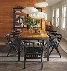 chair dining room tables rustic chairs: heres a rustic rectangle dining table with fully cushioned chairs and bench this look works