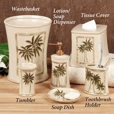 bathroom accessories colony palm